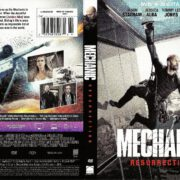 Mechanic Resurrection (2016) R1 DVD Cover