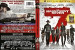 The Magnificent Seven (2016) R1 DVD Cover
