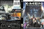 X-Men Apocalypse (2016) R1 DVD Cover