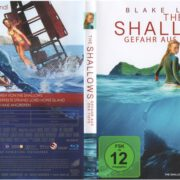 The Shallows (2016) R2 German Blu-Ray Cover