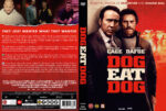 Dog Eat Dog (2016) R2 DVD Nordic Cover