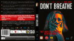 Don't Breathe (2016) R2 Blu-Ray Nordic Cover