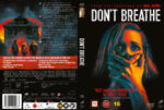 Don't Breathe (2016) R2 DVD Nordic Cover