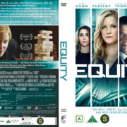 Equity (2016) R2 DVD Nordic Cover