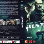Green Room (2015) R2 DVD Swedish Cover