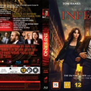 Inferno (2016) R2 Blu-Ray Nordic Cover