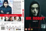 Mr. Robot – Season 2 (2016) R2 DVD Nordic Cover
