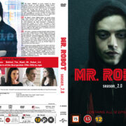 Mr. Robot – Season 2 (2016) R2 DVD Nordic Cover