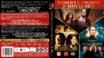 Robert Langdon 3-Movie Set (2016) R2 Blu-Ray Nordic Cover