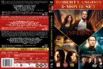 Robert Langdon 3-Movie Set (2016) R2 DVD Noridc Cover