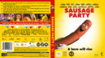 Sausage Party (2016) R2 Blu-Ray Nordic Cover