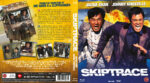 Skiptrace (2016) R2 Blu-Ray Swedish Cover