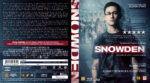 Snowden (2016) R2 Blu-Ray Swedish Cover