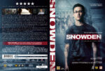 Snowden (2016) R2 DVD Swedish Cover