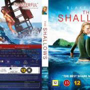 The Shallows (2016) R2 Blu-Ray Nordic Cover