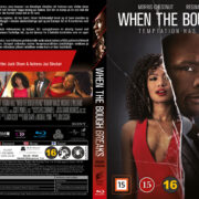 When the Bough Breaks (2016) R2 Blu-Ray Swedish Cover