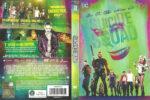 Suicide Squad (2016) R2 DVD Italian Cover