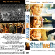 Shall We Dance (2004) R1 Custom Cover