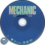 Mechanic: Resurrection (2016) R4 DVD Label