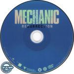 Mechanic: Resurrection (2016) R4 DVD Label