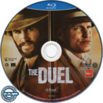 The Duel (2016) R4 Blu-Ray Label