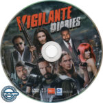 Vigilante Diaries (2016) R4 DVD Label