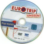 Eurotrip (2004) R2 German DVD Label