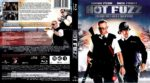 Hot Fuzz (2007) R2 Blu-Ray Dutch Cover