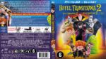 Hotel Transylvania 2 3D (2015) R2 Blu-Ray Dutch Cover