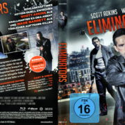 Eliminators (2016) R2 German Blu-Ray Cover & label