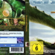 Elliot der Drache (2016) R2 German Blu-Ray Cover & label