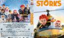 Storks (2016) R1 Custom DVD Cover