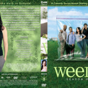 Weeds – Season 1 – part of a spanning spine set (2006) R1 Custom Cover