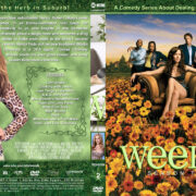 Weeds – Season 2 – part of a spanning spine set (2007) R1 Custom Cover