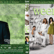 Weeds – Season 3 – part of a spanning spine set (2008) R1 Custom Cover