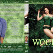 Weeds – Season 5 – part of a spanning spine set (2010) R1 Custom Cover