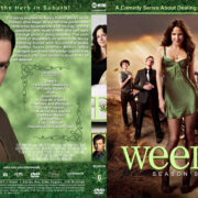Weeds – Season 6 – part of a spanning spine set (2011) R1 Custom Cover