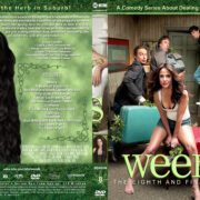 Weeds – Season 8 – part of a spanning spine set (2012) R1 Custom Cover