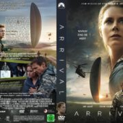 Arrival (2016) R2 GERMAN Custom Cover