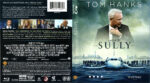 Sully (2016) R1 Blu-Ray Cover & labels
