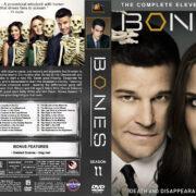 Bones - Season 11 (2016) R1 Custom Covers & Labels