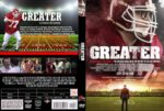 Greater (2016) R0 CUSTOM Cover & labels