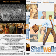 Shall We Dance (2004) R1 Custom Cover V2