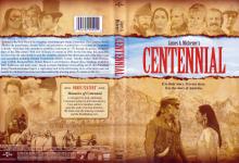 Centennial (1978) R1 DVD Cover