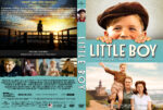 Little Boy (2015) R1 Custom Cover & Label