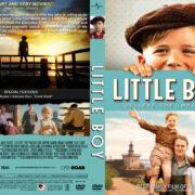 Little Boy (2015) R1 Custom Cover & Label