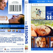 The Sessions (2012) R1 Blu-Ray Cover & Label