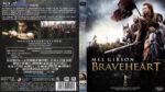 Braveheart (1995) R2 German Custom Blu-Ray Cover & Label