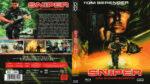 Sniper – Der Scharfschütze (1993) R2 German Blu-Ray Cover & Label