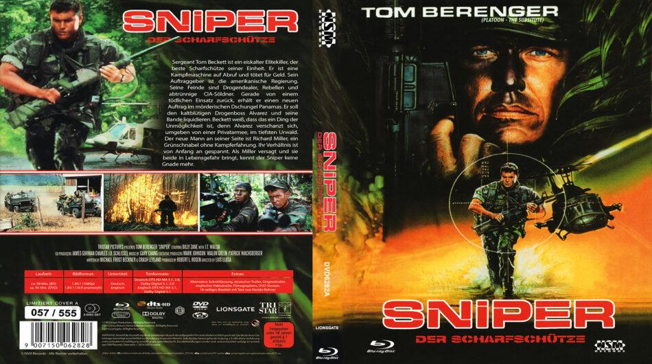 Sniper Der Scharfschütze